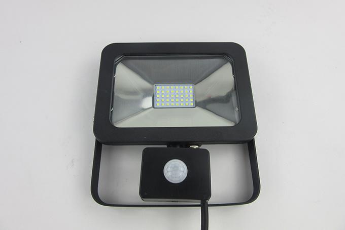 IP65 Waterproof Outdoor PIR 10W LED Floodlight with Motion Sensor (SLFAP5 SMD 10W-PIR)