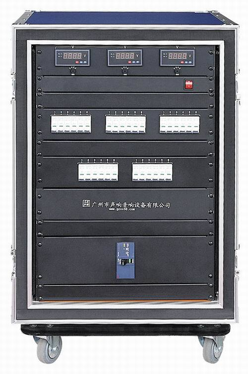 400A Camlock Power Input Electrical Box
