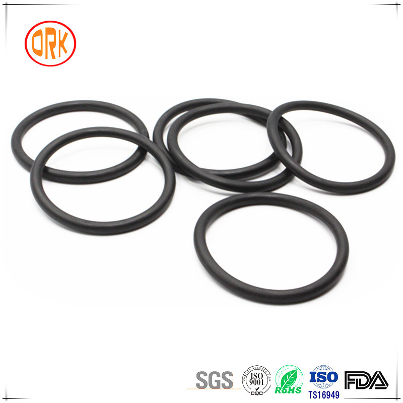 Black NBR Rubber O Ring Seal