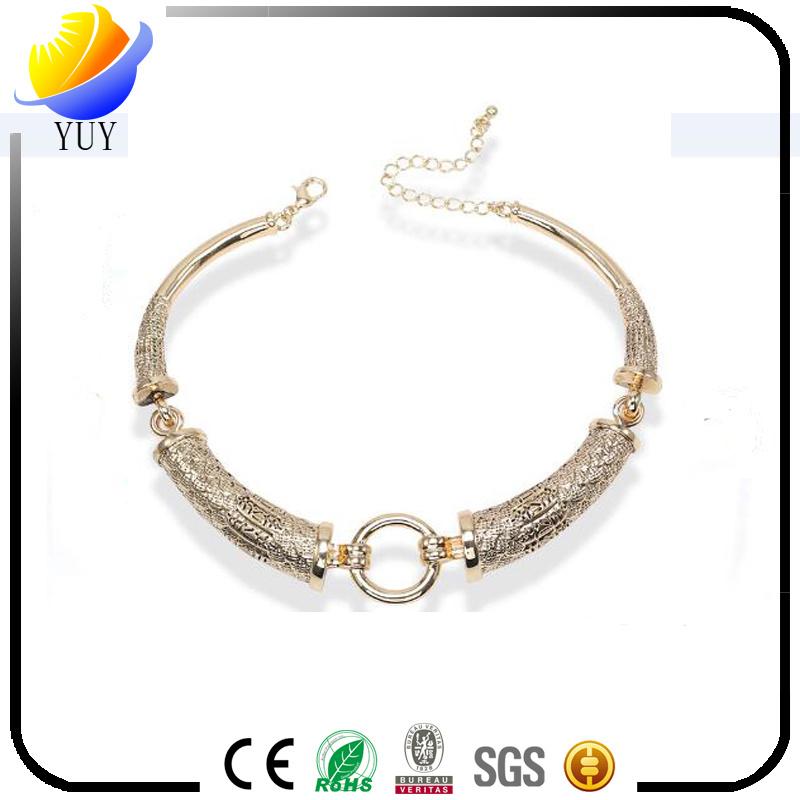 2017 New Trend Fashion Diamante Lace Choker Necklace Jewelry