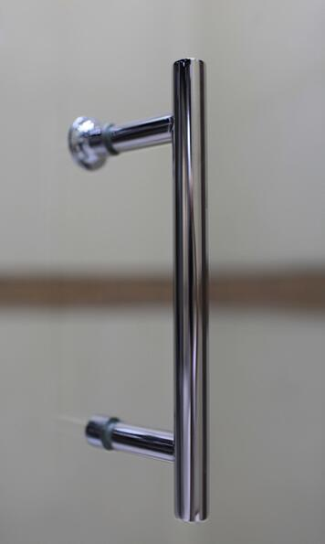 Shower Door Bathroom MID-Range 6mm Pivot Door Shower Enclosure (MR-PD90)