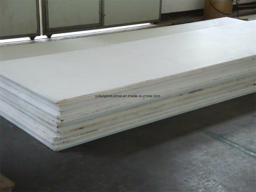 Extruded Nylon Rod Plastic Conveyor Parts UHMWPE, POM
