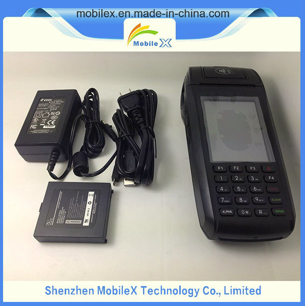 Icr, Msr, RFID, NFC Payment Terminal, Wireless POS Terminal