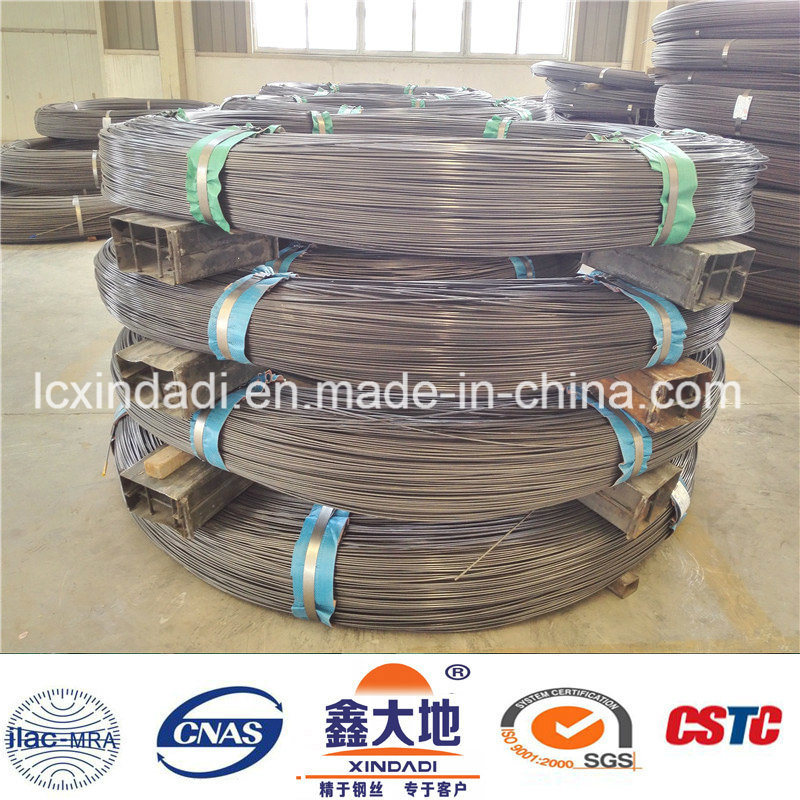 4mm-10.5mm Post Tension Concrete Cutting Spiral Steel Wire