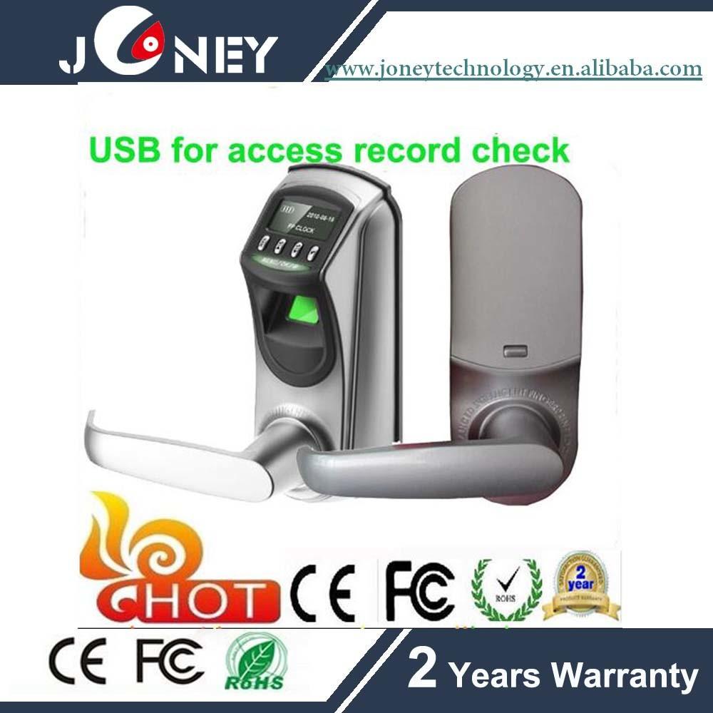 Special Design Biometrics Fingerprint Lock with OLED Display