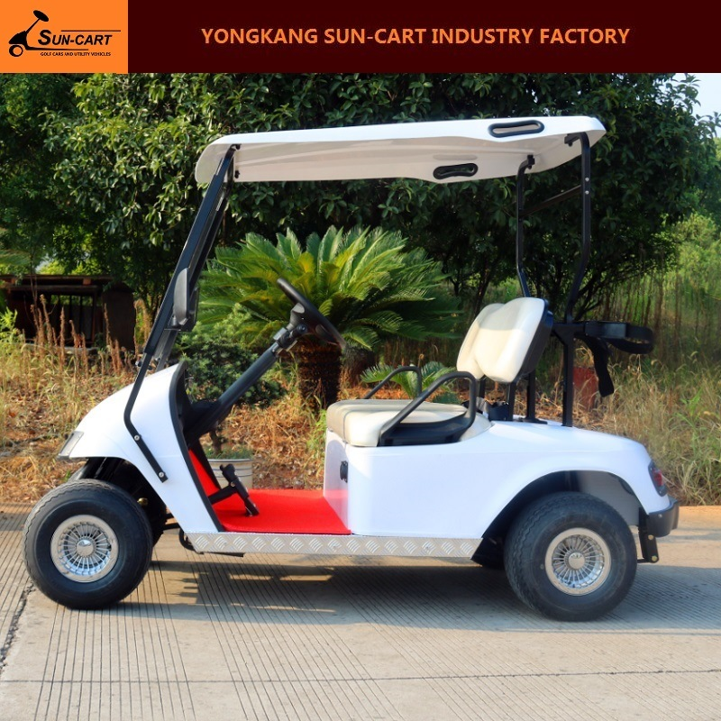 2 Passenger Ce Approved Electric Golf Cart