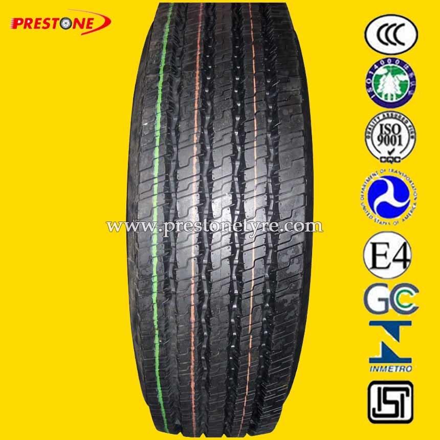 295/75r22.5 Agate Heavy Radial Truck Tyre 22.5