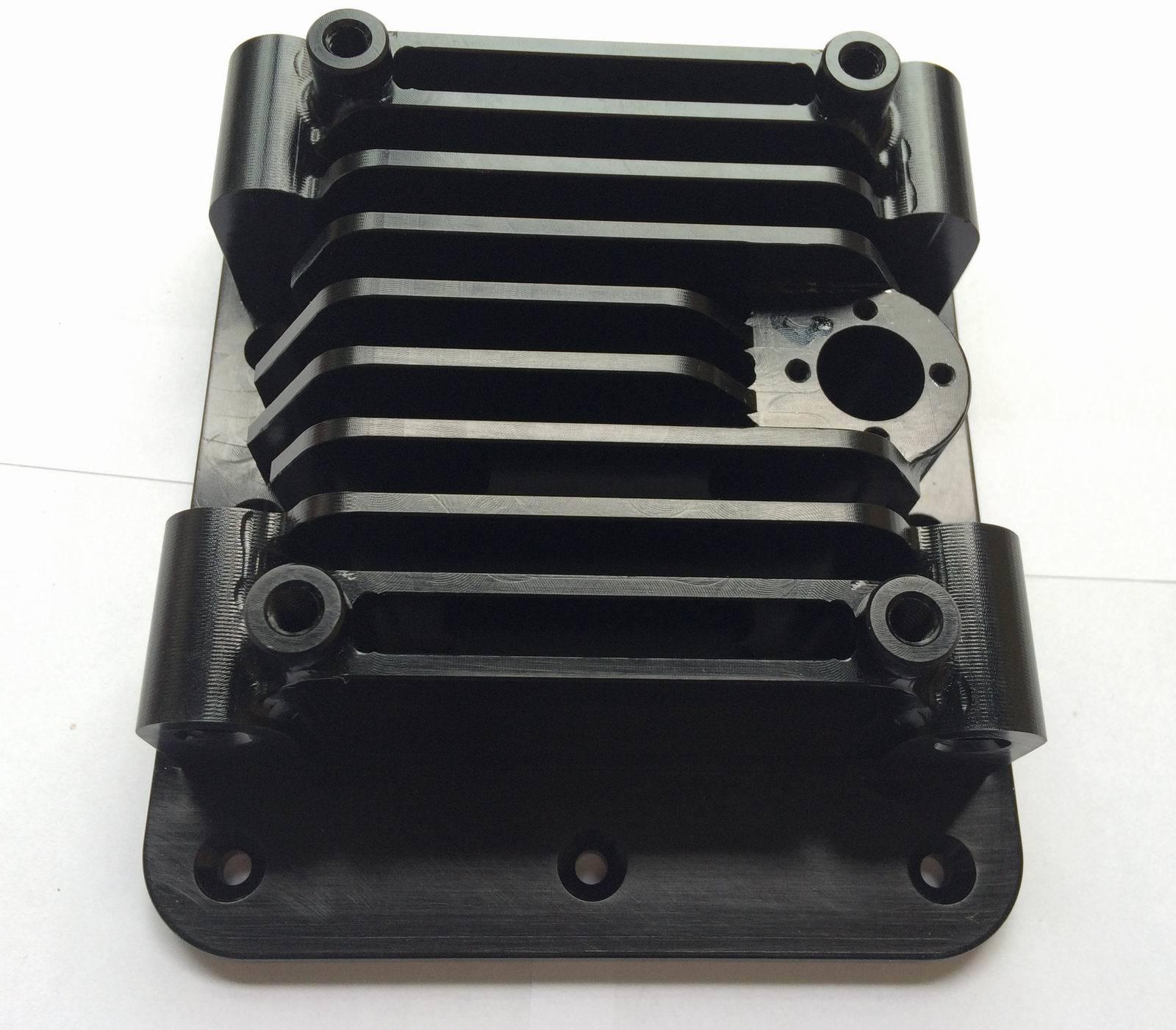 Computer Numerical Control Machining Aluminum Parts
