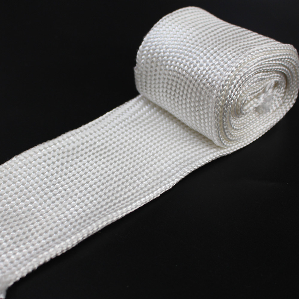 High-Temperature Heat Flame Resistant Braided Silica Sleeve