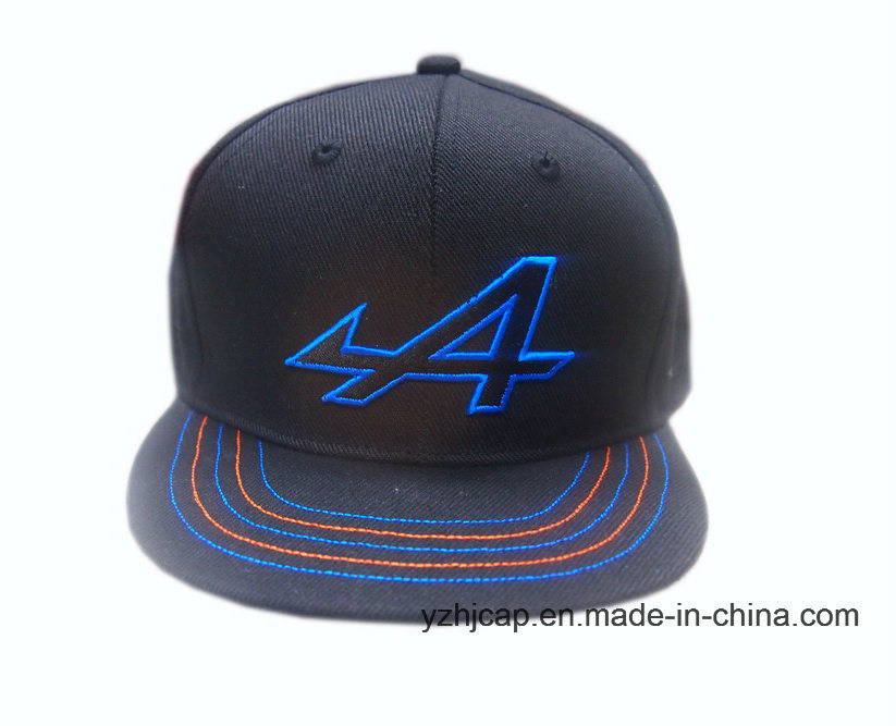 Snapback New 3D Embroidery Era Sport Baseball Cap