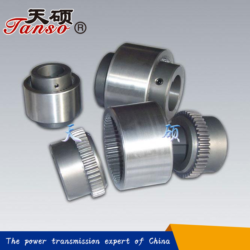 Compact Structure Ggcl Series Gear Coupling