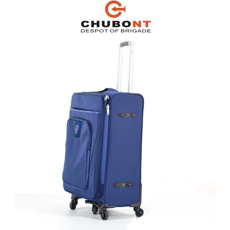 Chubont High Qualilty 5 Wheels Supper Light Suitcase