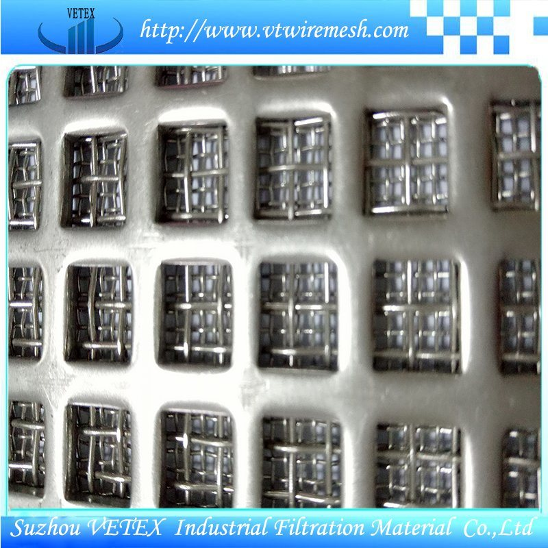 Stainless Steel Sintered Wire Mesh