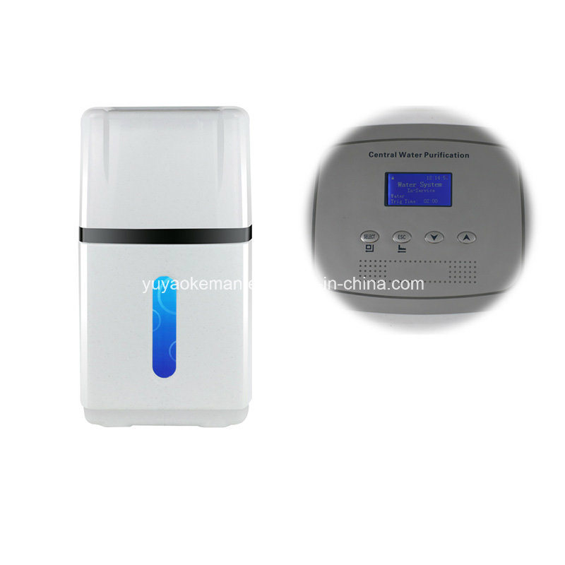 Electric Power 1 Ton Water Purification with LCD Display