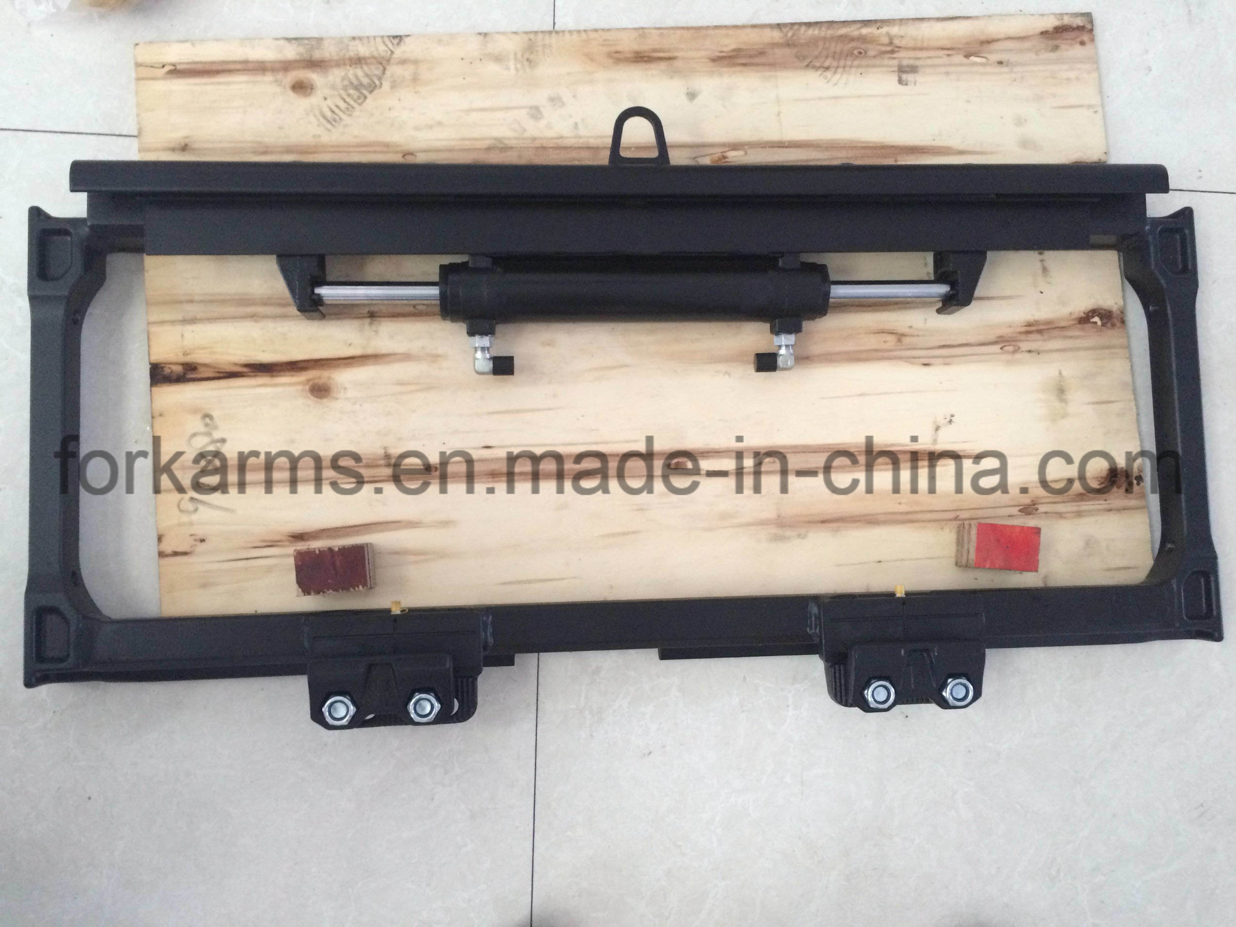 1-10 T Class II to IV Ce Sideshifter Forklift Attachment