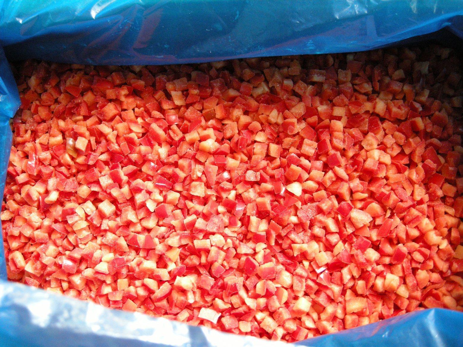 IQF Bell Pepper or Frozen Bell Pepper