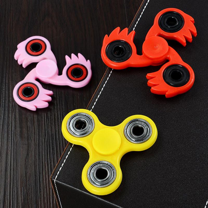New Toy Fingertip Gyro ABS Shell Fidget Spinner