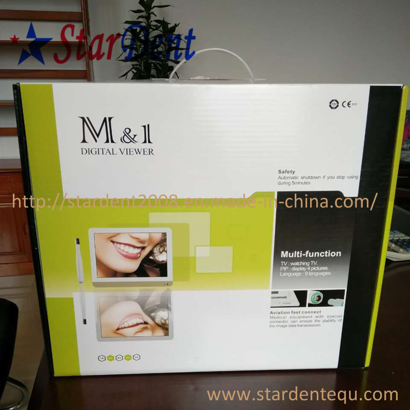 Wired 17 Inch LCD Monitorl Intraoral Dental Camera of Dental Medical Lab Surgical Diagnostic Hospital Equipment