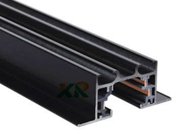 Recessed 1 Phase 3 Wires Track with Lighting System (XR-RL310)