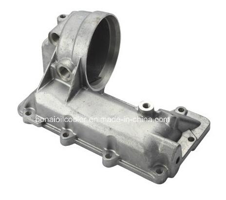 Oil Cooler Cover for Mercedez Benz Truck 4031802438