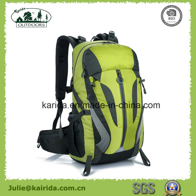 Polyester Nylon-Bag Camping Backpack 406
