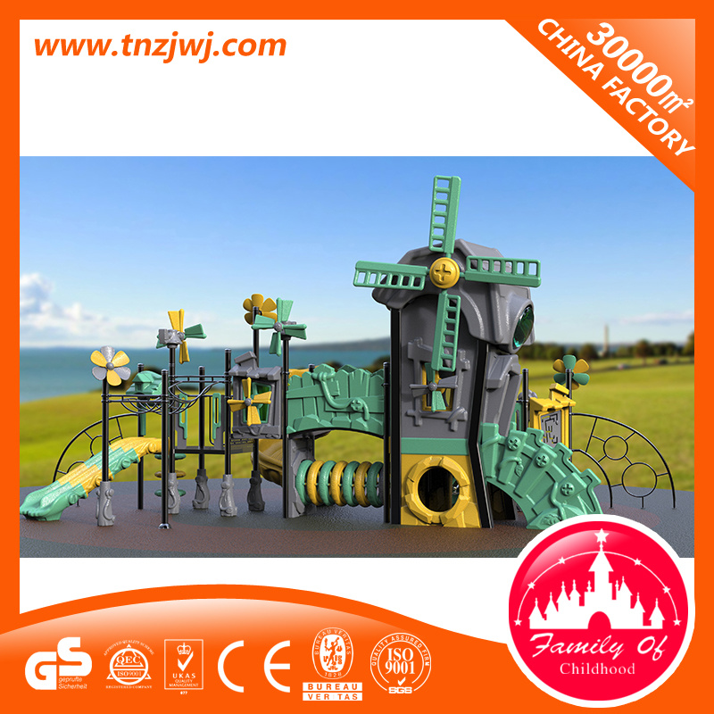 Residential Kid Outdoor Playground Equipment Slide for Sale