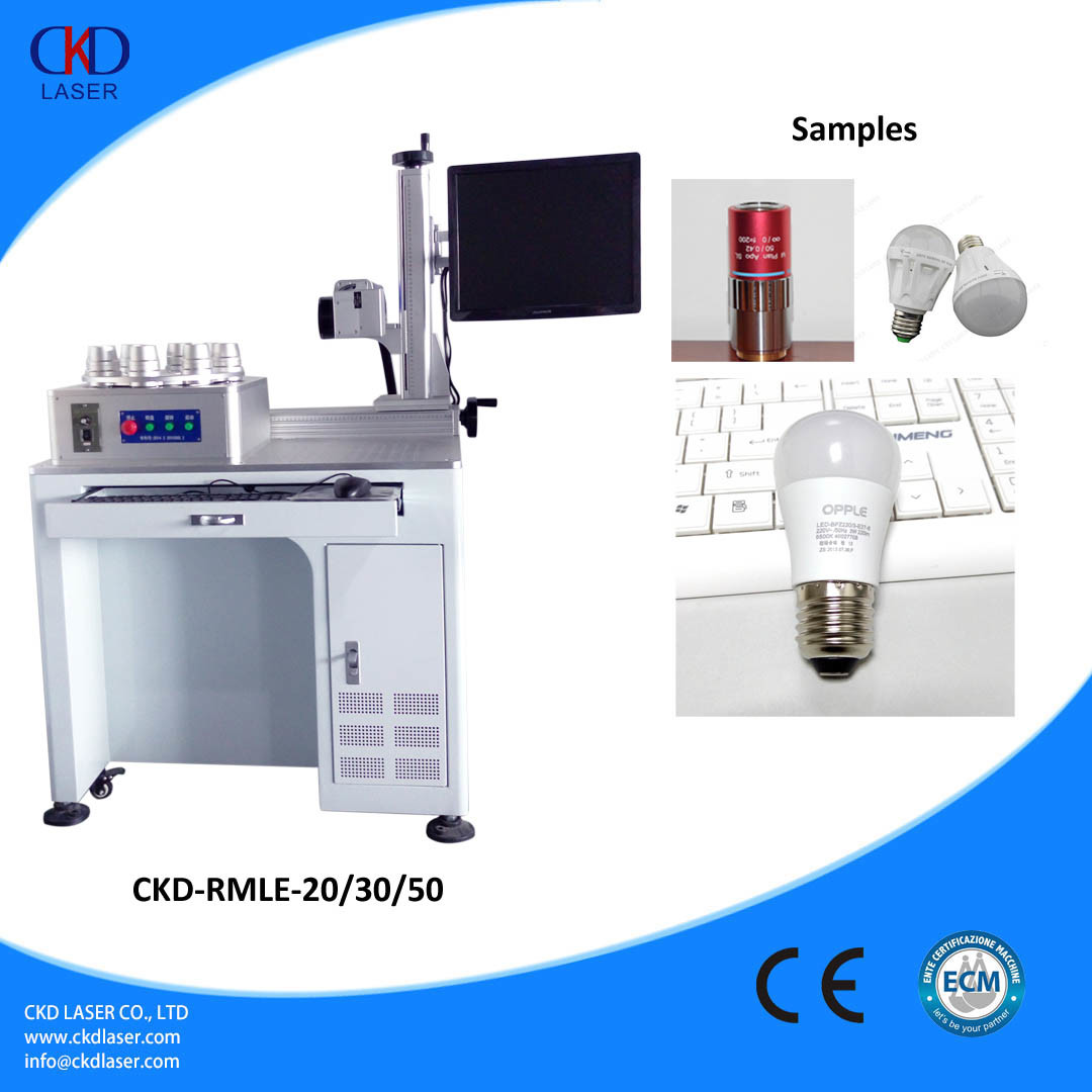 Laser Marking Systems for Marking LED Bulb