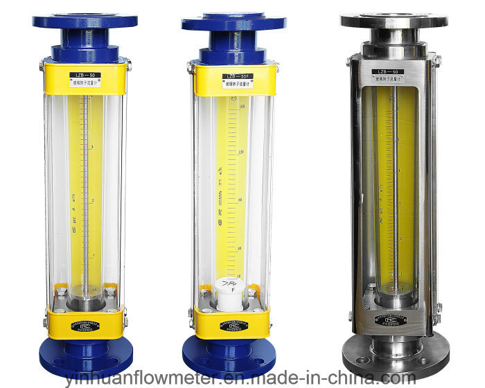 Lzb-15~100 Glass Float Flowmeter