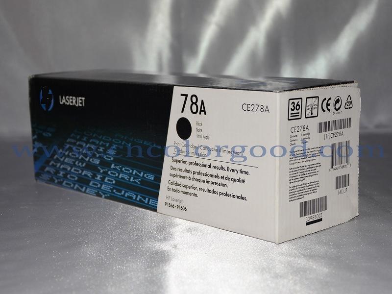 100% Genuine Ce85A/12A/80A/83A/78A/05A/55A Original Laser Toner Cartridge for HP Printer