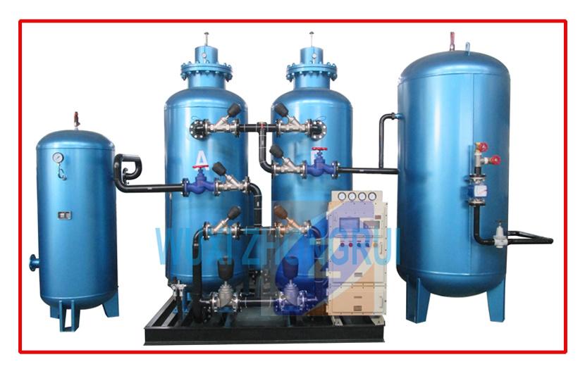 Mobile Nitrogen Generator in Container