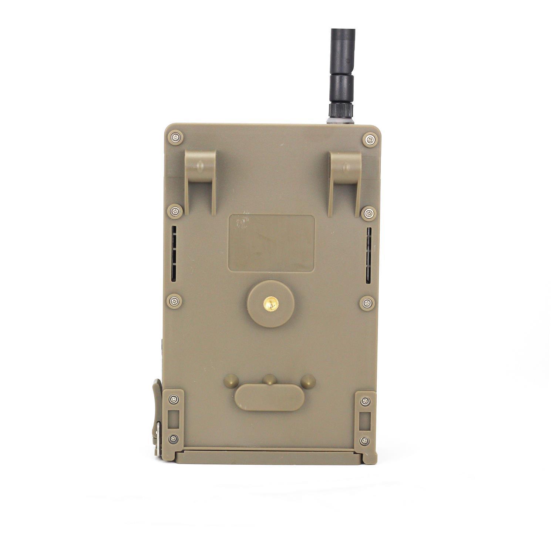 1080P IR Night Vision GSM MMS GPRS Game Camera