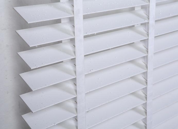 PVC 50mm Cord Tilter Tape Ladder Interior Decorative Horizontal Venetian Blinds
