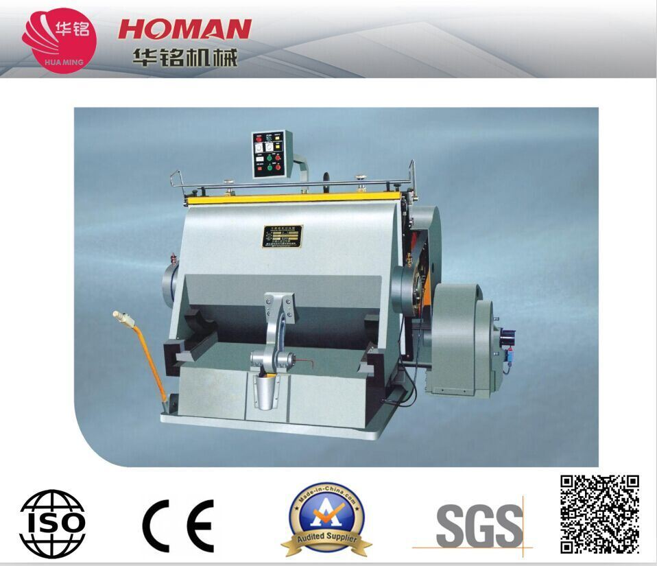 Die Cutting and Creasing Machine for Carton