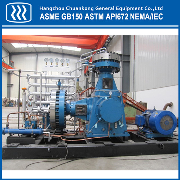 Industrial Gas Compressor Screw Air Compressor