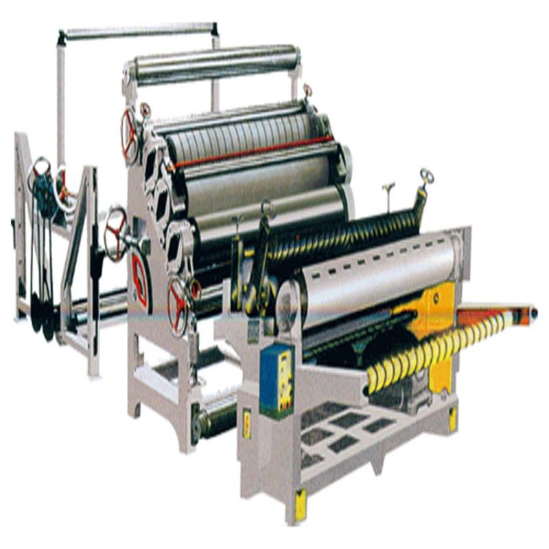 Monolayer Corrugated Paper Making Machine