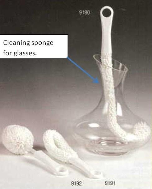 Sponge Kitchen Magic Clean EVA Dish Brush