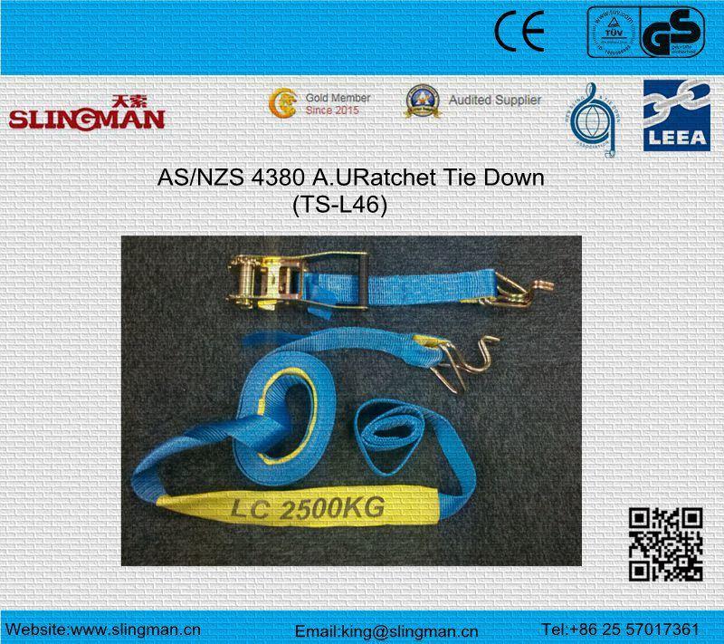 Slingman Cam Buckle Ratchet Strap (TS-L47-10)