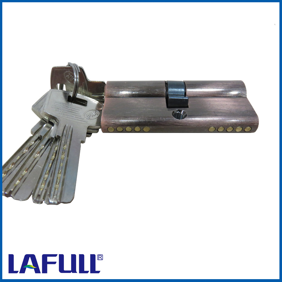 60mm Euro Type Security Door Profile Lock Cylinder