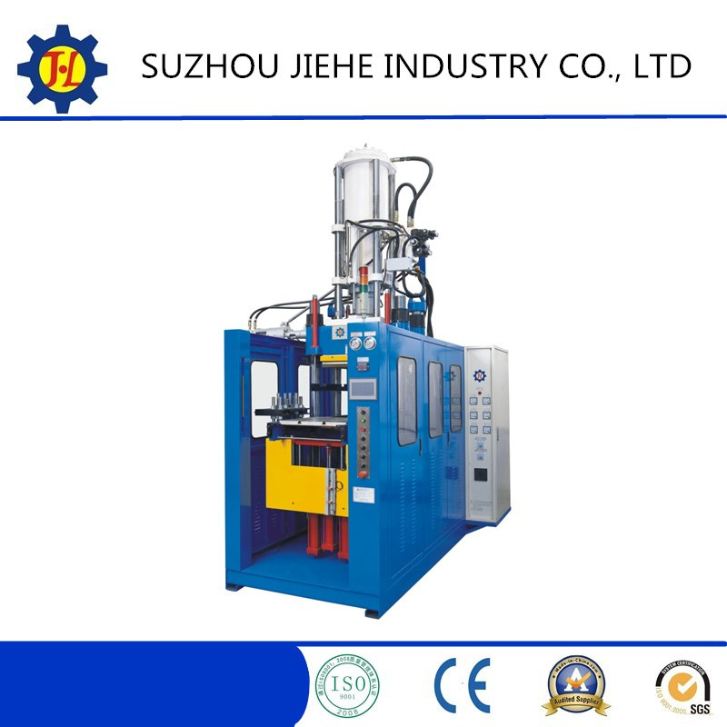 Vertical Type Automatic Injection Molding Rubber Machine