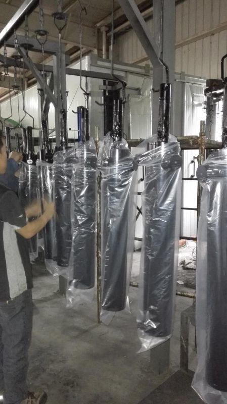 USA Standard Hydraulic Cylinder for Log Splitter