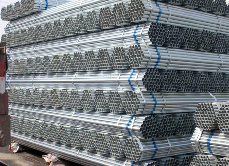China Factory Pre-Galvanized Steel Pipe