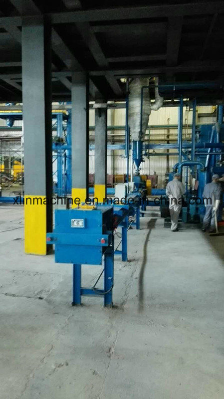 Granular Red Lead Production Machinery