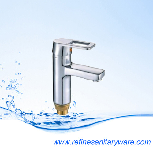 New Design Waterfall Basin Faucet (R1512252CY)