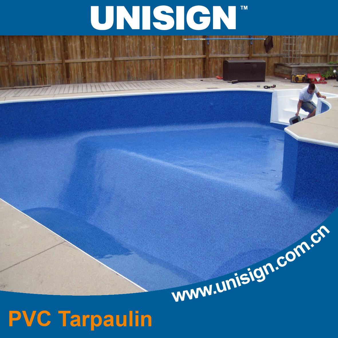 Waterproof PVC Swimming Vinyl Pool Liner