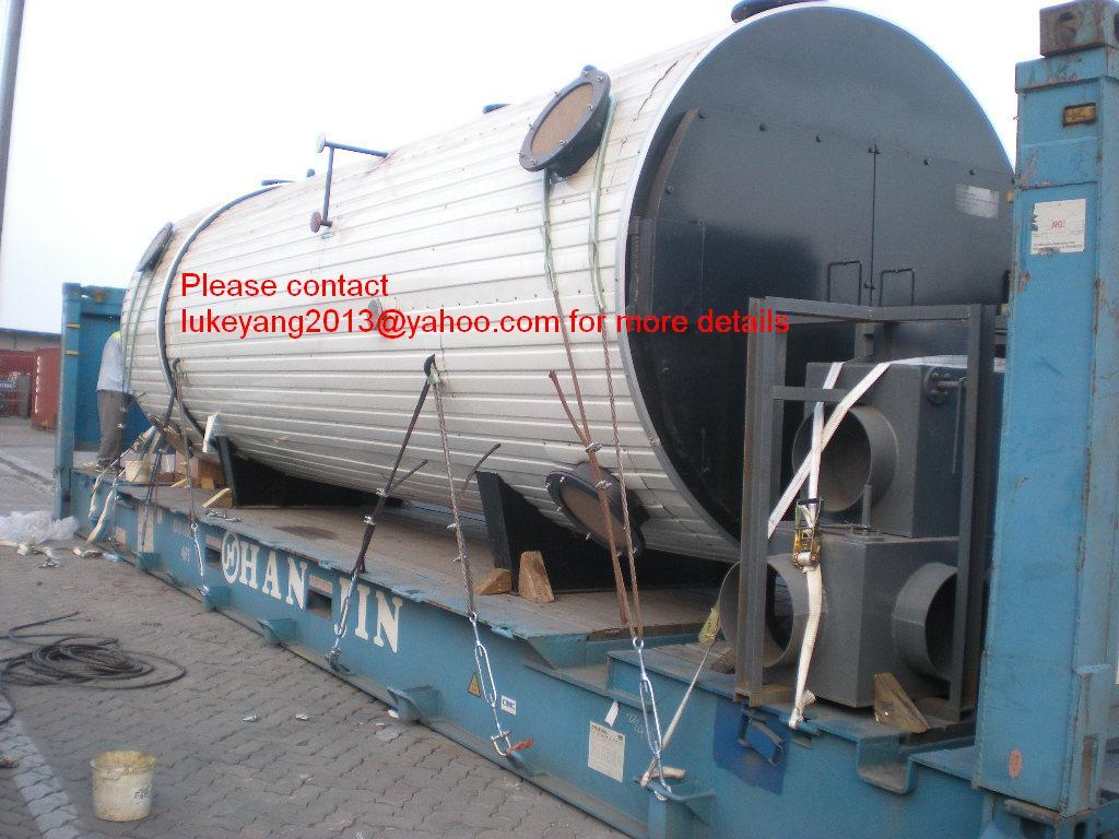 Industrial Waste Heat Recovery Boilers