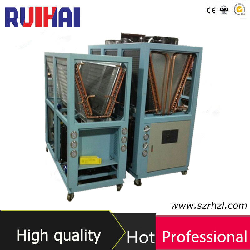 Ce Certificated Air Cooled Industrial Water Chiller