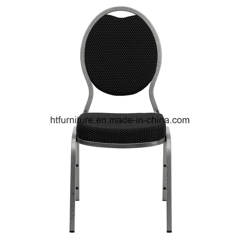 Spoon Back Metal Banquet Chair
