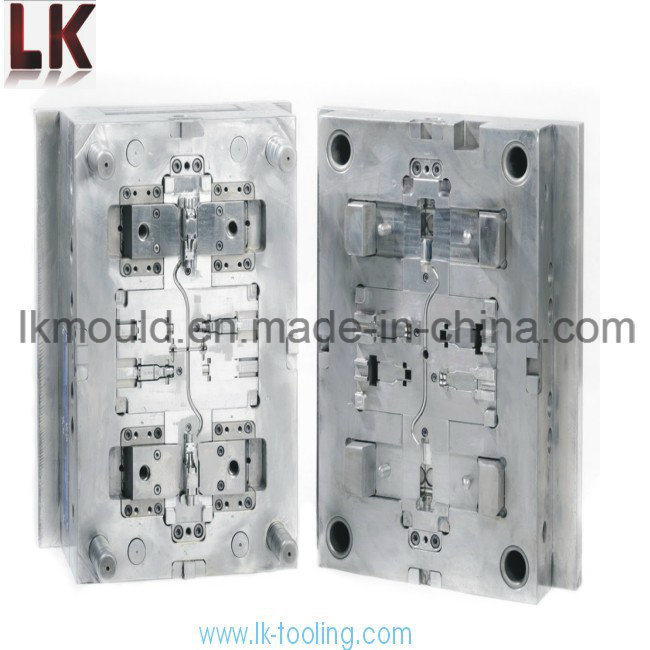 Multi Cavity Plastic Injection Mould, High Polishing Injection Tooling