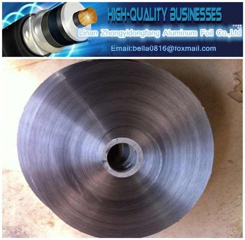Double Sided Aluminium Adhesive Polyester Heat Resistant Tape