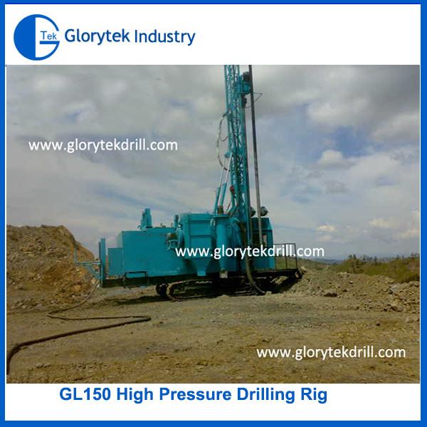 Mining Blasthole Drilling Rig (GL150)
